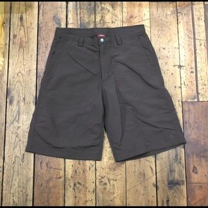 Men's The North Face shorts.  Size 34
